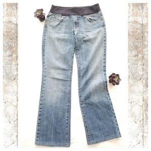 7 For All Mankind A Pea In The Pod maternity jeans